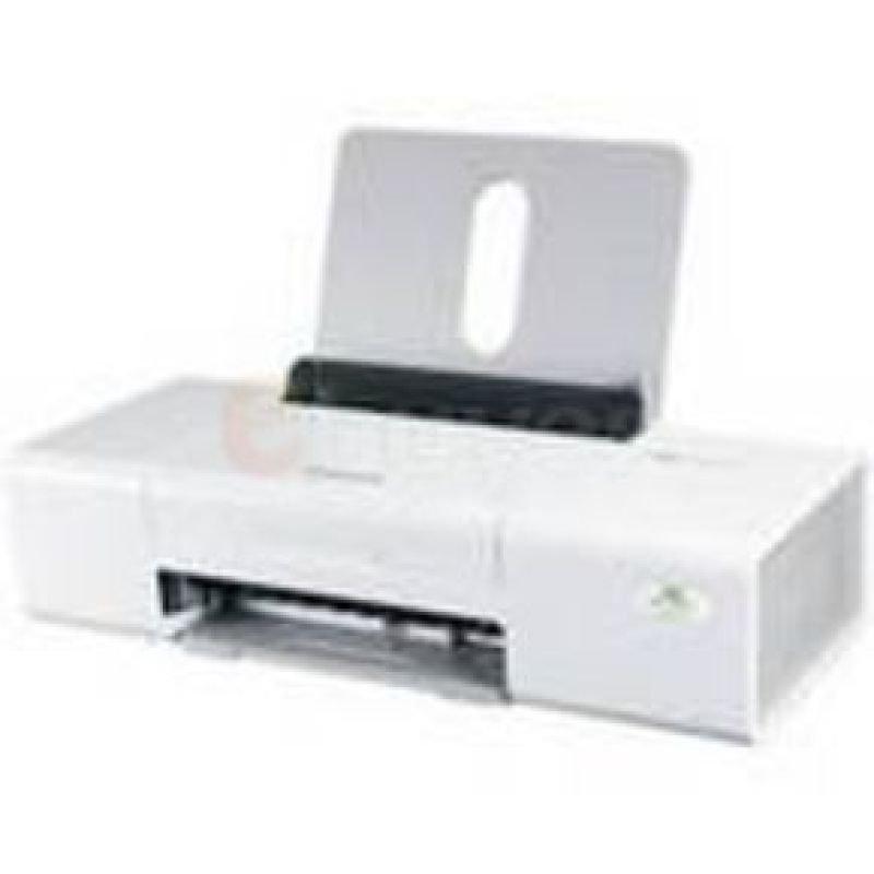 Lexmark Z1420 - Printer - colour - ink-jet - 216 x 432 mm - 1200 dpi x 1200 dpi - up to 24 ppm (mono) / up to 18 ppm (colour) - capacity: 100 sheets - USB, 802.11b/g Wifi Ready