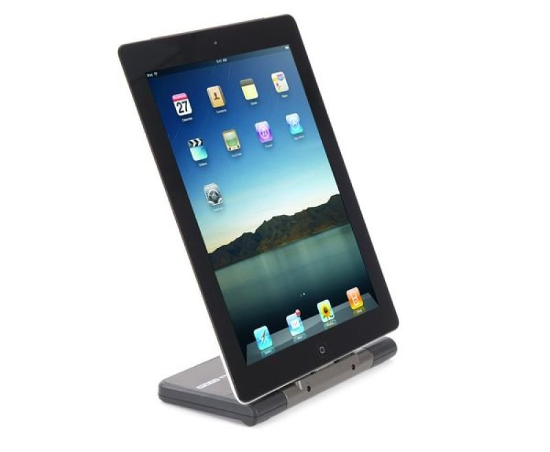 Foldable Ipad/iphone Battery Charger/dock Portable And Ultra Slim 30pin Apple Adapter With Apple License
