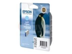 Epson T5595 - Print cartridge - 1 x light cyan