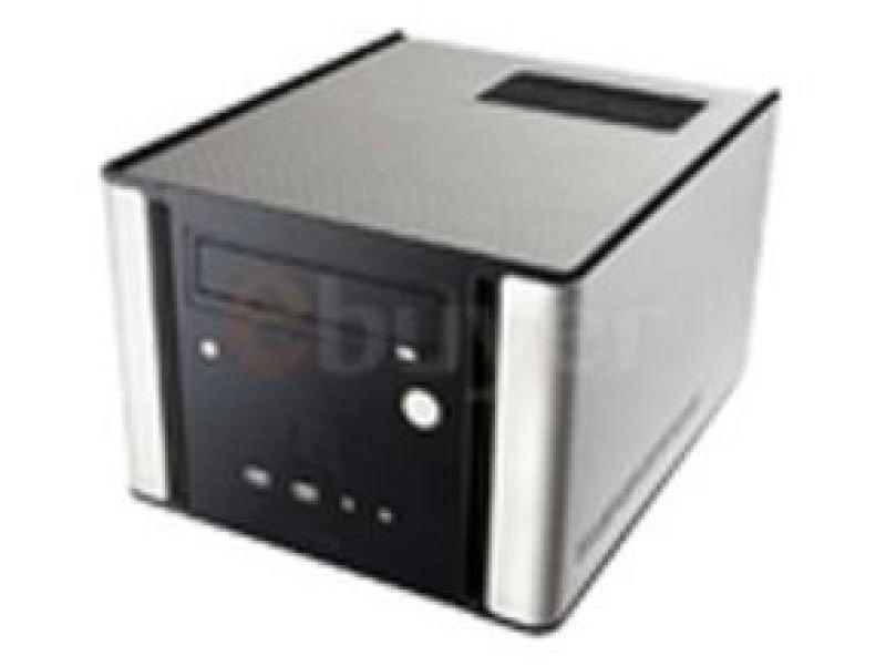Antec NSK1300 MATX Cube Case Black/Silver - With 300W PSU