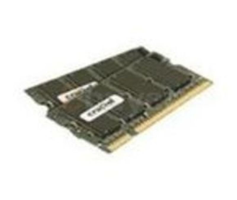 Image of Crucial 2GB (2x1GB) DDR2 667Mhz/PC2-5300 Laptop Memory Sodimm CL5 UNBUFFERED NON-ECC 1.8V