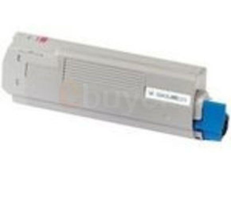 OKI - Toner cartridge - 1 x magenta - 5000 pages