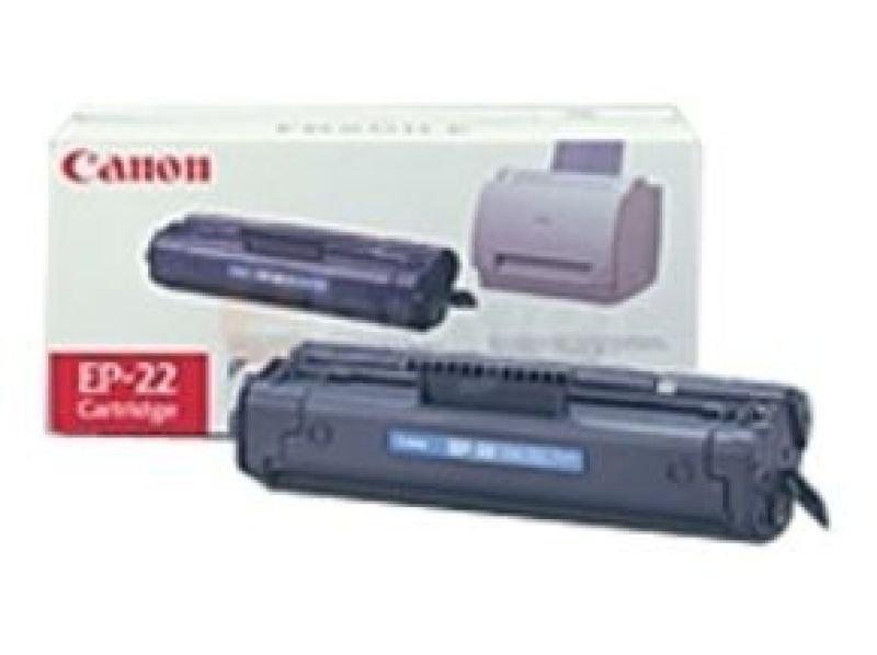 Canon EP 22 - Toner cartridge - 1 x black - 2500 pages