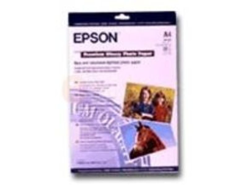 Epson Premium Glossy Photo A4 Paper (Pack of 20)