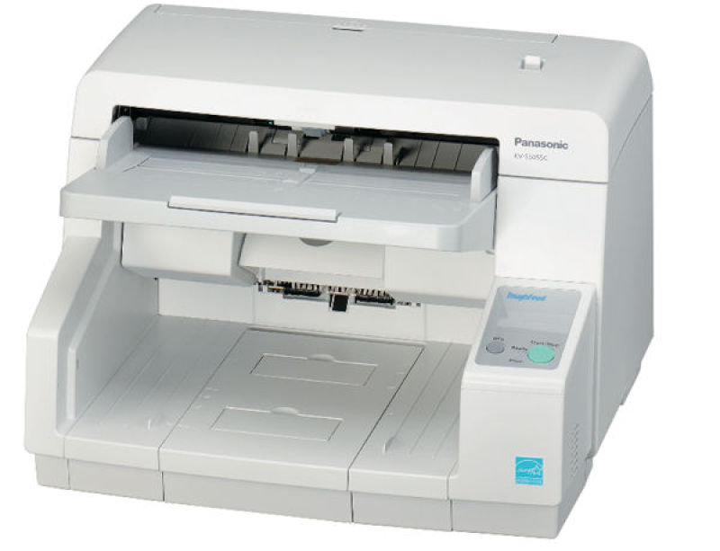 Panasonic kv s5055c u a3 colour duplex document scanner for Best duplex document scanner
