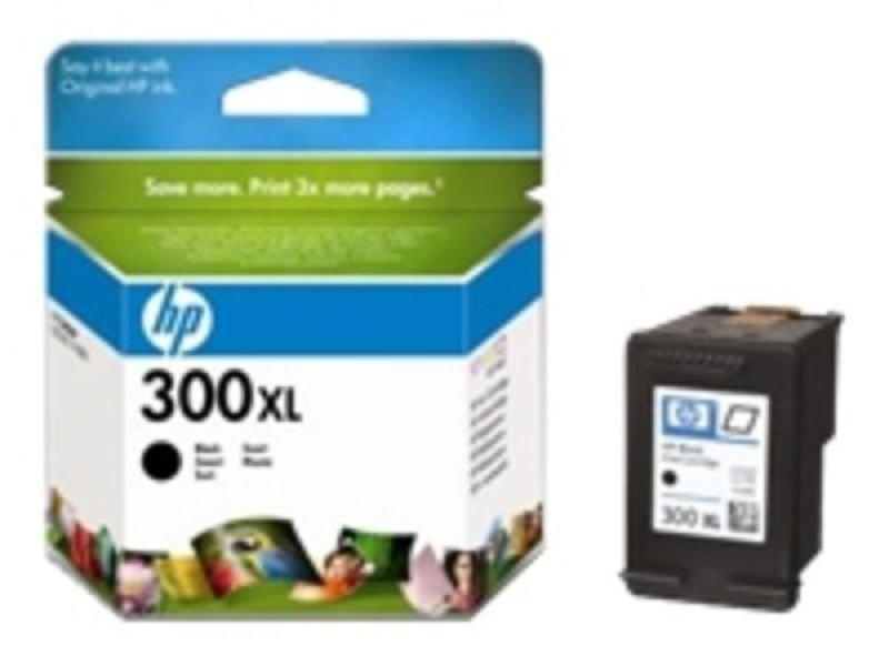 *HP 300XL Black Ink Cartridge