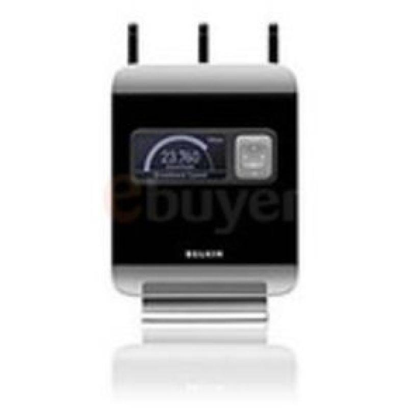 Belkin N1 Vision Wireless Cable/DSL Gigabit Router