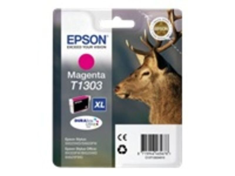 Epson T1303 - Print cartridge - 1 x magenta