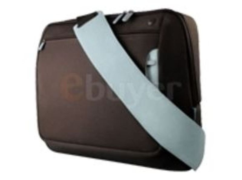 """Belkin Messeger Bag Carrycase for Notebooks up to 17"""" (Chocolate)"""