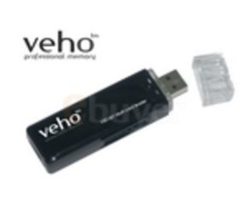 Veho 54 in 1 Multi Card Reader With Mobile Phone Sim Card Reader