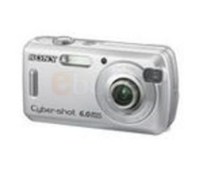 Sony DSC-S600 6mp 3x Optical Zoom Digital Camera - Grade A