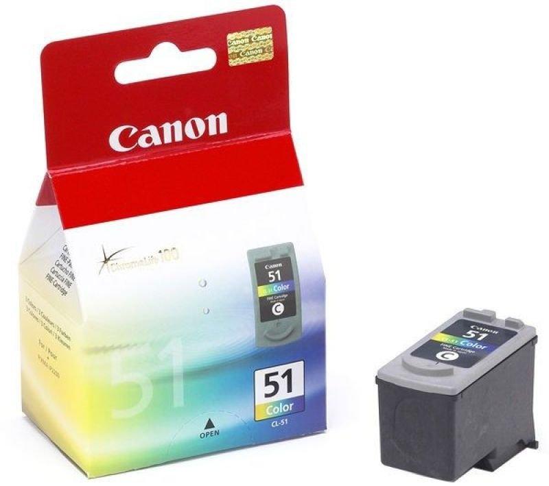 Canon CL-51 Colour Ink Cartridge