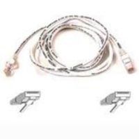 Belkin Cat5e Moulded UTP Patch Cable (White) 2m