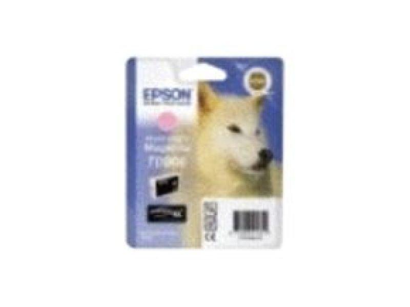 Epson T0966 11.4ml Vivid Light Magenta Ink Cartridge 865 Pages