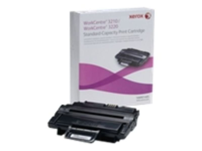 Xerox Standard-Capacity - Toner cartridge - 1 x black - 2000 pages - FOR WC 3210/3220 PALLADIUM