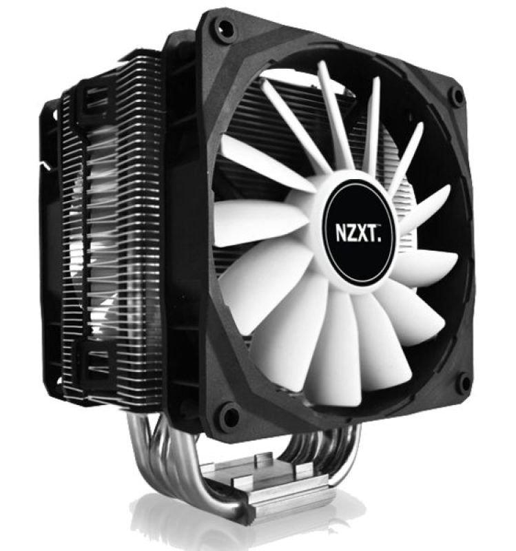 NZXT Havik 120 Socket AM2 AM3 AM3+ 775 1155 1156 1366 2011 Processor Cooler