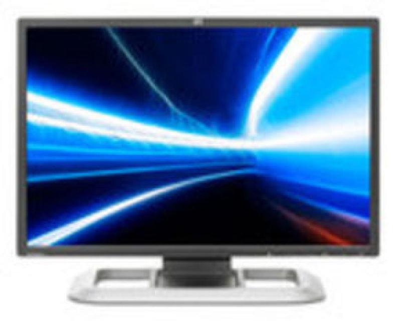 "HP LP2275W 22"" TFT Monitor 1680x1050 300cd/m2 1000:1 6ms 16:9 DVI-I Carbonite"