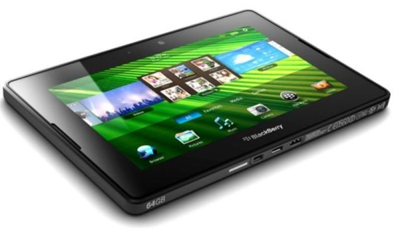 "Blackberry Playbook Wifi Tablet Pc, Dual Core 1ghz, 1gb Ram, 16gb Flash, 7"" Hi-res Touch, 2 X Webcam, Bluetooth, Blackberry Os"