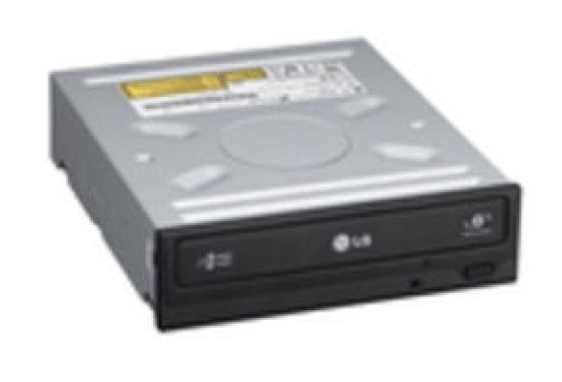 LG GH20NS15 20X SATA DVD±RW/DL/RAM - Black Bare Drive OEM