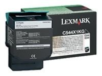 Lexmark Black Extra High Yield Toner cartridge