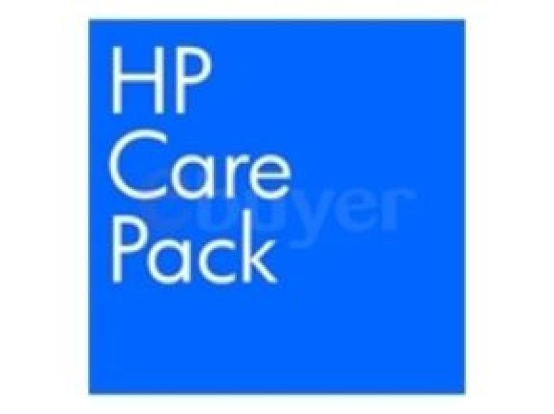 Electronic HP Care Pack Next Business Day Hardware Support - Extended service agreement - parts and labour - 5 years - on-site - 9 hours a day / 5 days a week - NBD
