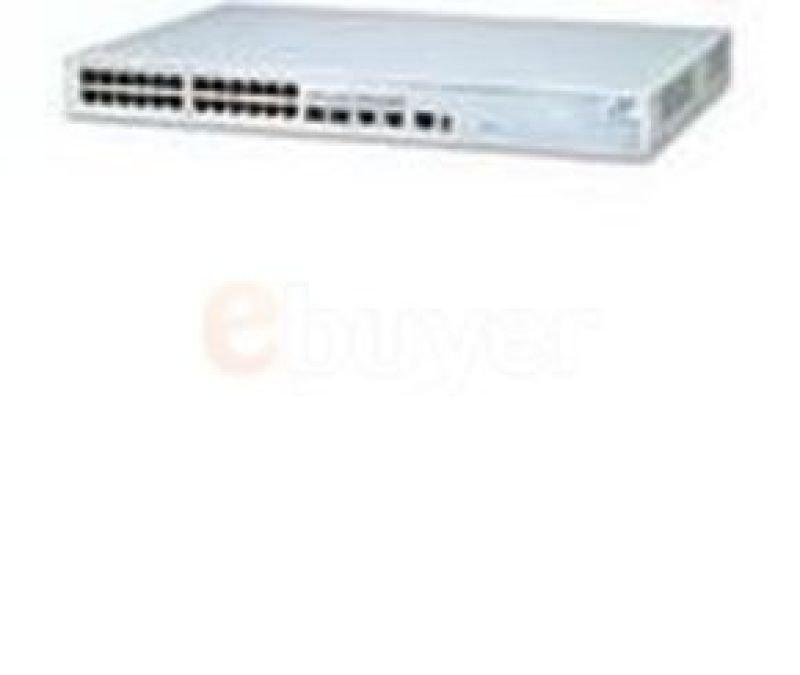 3com Switch 4500 26-port Layer3 - 24 Port 2 Sfp/gigabit Port In