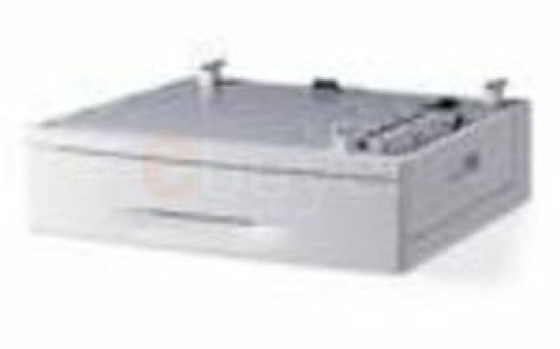 Xerox  Media drawer and tray  500 sheets in 1 tray(s)