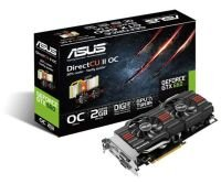 Asus GTX 660 DirectCU II OC 2GB GDDR5 Dual DVI HDMI DisplayPort PCI-E Graphics Card with FREE ASSASSINS CREED III Download Coupon + Metro Last Light game coupon