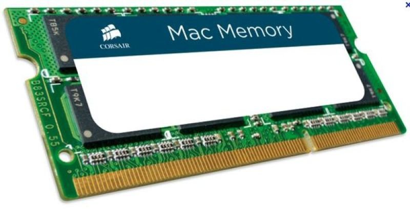 Corsair 8GB DDR3 1333MHz Mac Memory Kit CL9 (99924)  1.5V