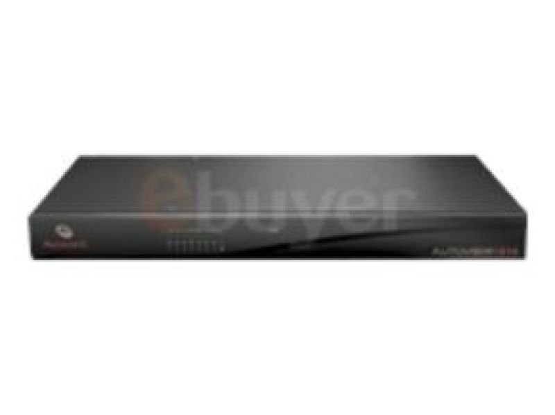 Avocent AutoView 2 User 8 Port Cat 5 Multiplatform KVM Switch