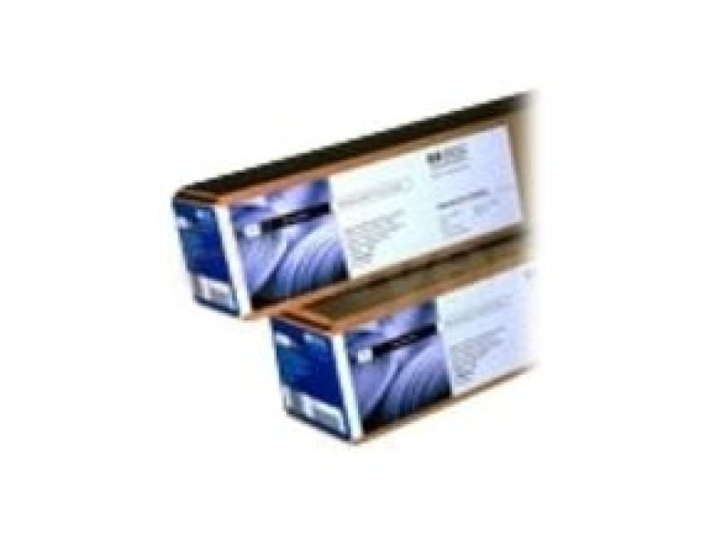 HP - Coated paper - Roll (84.1 cm x 45.7 m) - 1 roll(s)