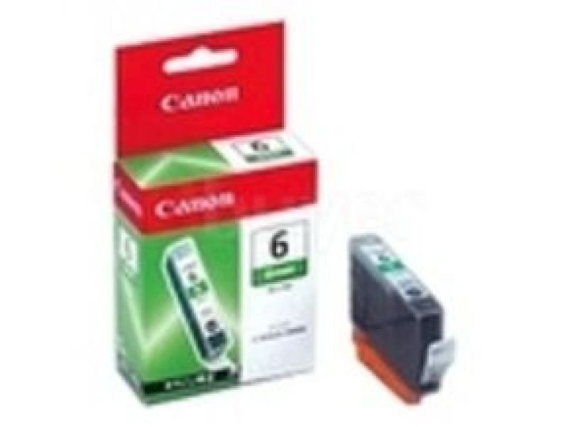 Canon BCI-6G - Green Ink Cartridge