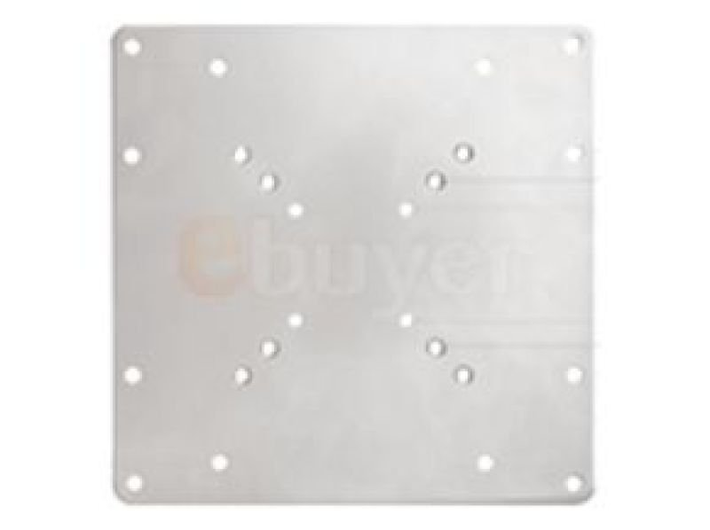 Newstar Vesa Plate - 100x200mm Silver In