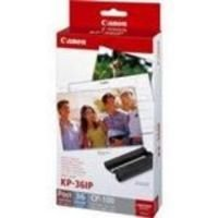 Canon KP-36IP SELPHY Colour Inkjet Cartridge and Papers