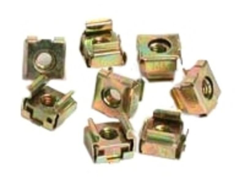 Startech M5 Cage Nuts for Server Rack Cabinets (pack of 50 )