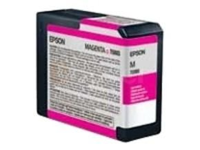 Epson T5803 80ml Magenta Ink Cartridge