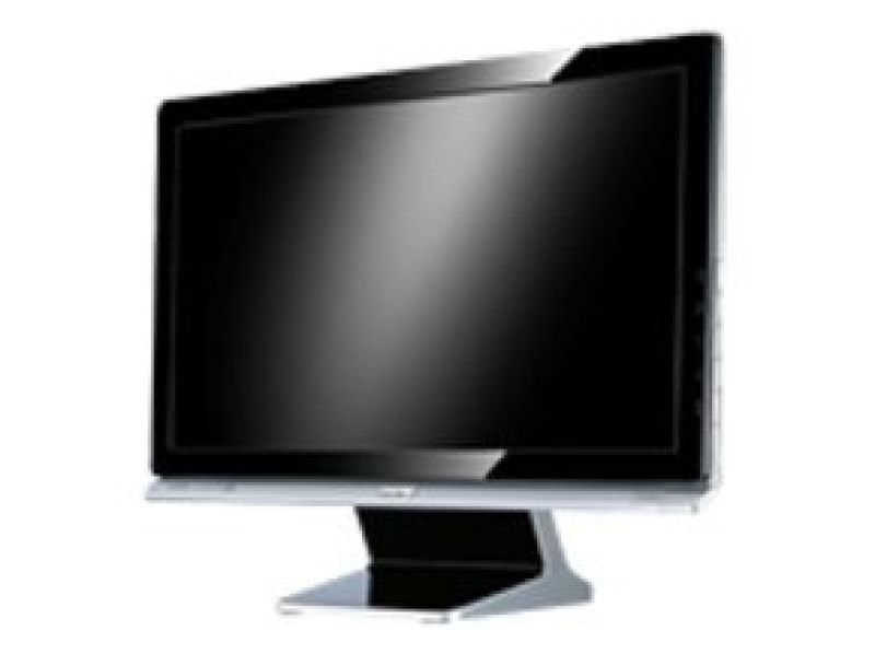 """BenQ E2200HD 22"""" TFT Monitor 1920x1080 300cd/m2 10000:1 (dynamic) 2ms Multimedia 16:9 HDMI/DVI-D/VGA Glossy Black"""