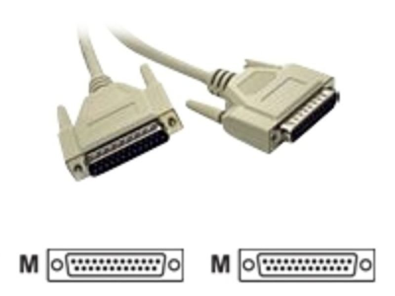 C2G, IEEE-1284 DB25 M/M Parallel Cable, 5m