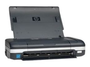 HP OfficeJet H470b Compact Mobile Photo Printer