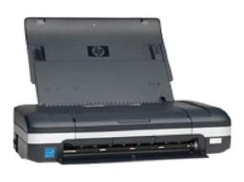 HP OfficeJet H470b Compact Mobile Photo Printer