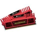 Corsair Vengeance 8GB 2133MHz DDR3 Red Heatspreader