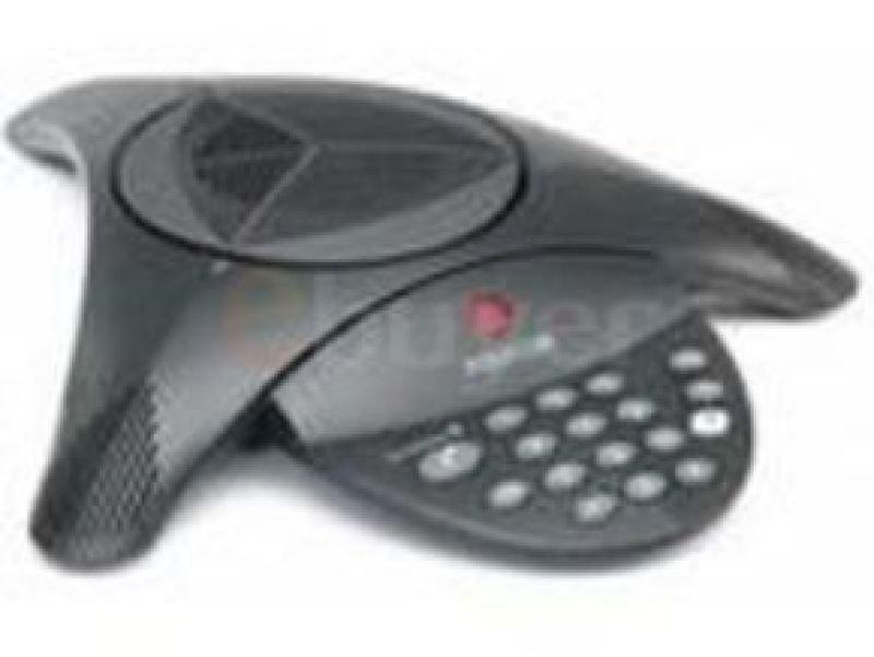 Polycom SoundStation2 Conference phone (no Display)