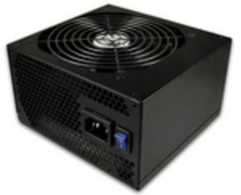 OCZ Stealth XStream 700W PSU - 120mm Fan, 4x 12V Rails