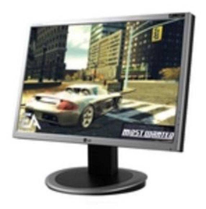 """LG L204WT 20"""" 5ms 1680 X 1050 16:10 Widescreen Tilt  LCD Monitor"""