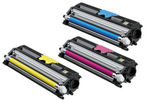Konica Minolta Value Toner Cartridge Pack