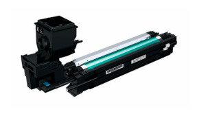 Konica Minolta MC-3730DN Black  Toner Cartridge
