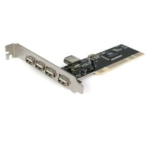 Startech 4 Port PCI USB2.0 Adapter Card