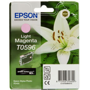 Epson T0596 Light Magenta Ink Cartridge