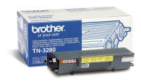 Brother TN3280 High Yield Black Toner Cartridge