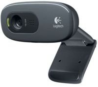 Logitech C270 HD Webcam 720p HD Video